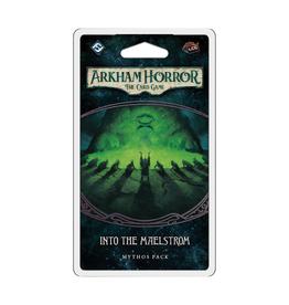 Arkham Horror Arkham Horror: The Card Game - Mythos Pack - Into the Maelstrom