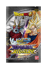 Bandai Dragon Ball Super: The Card Game - Supreme Rivalry - Booster Pack