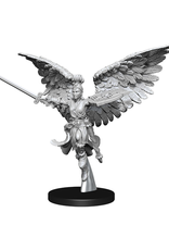 WizKids Magic: The Gathering - Unpainted Miniatures - Reidane, Goddess of Justice