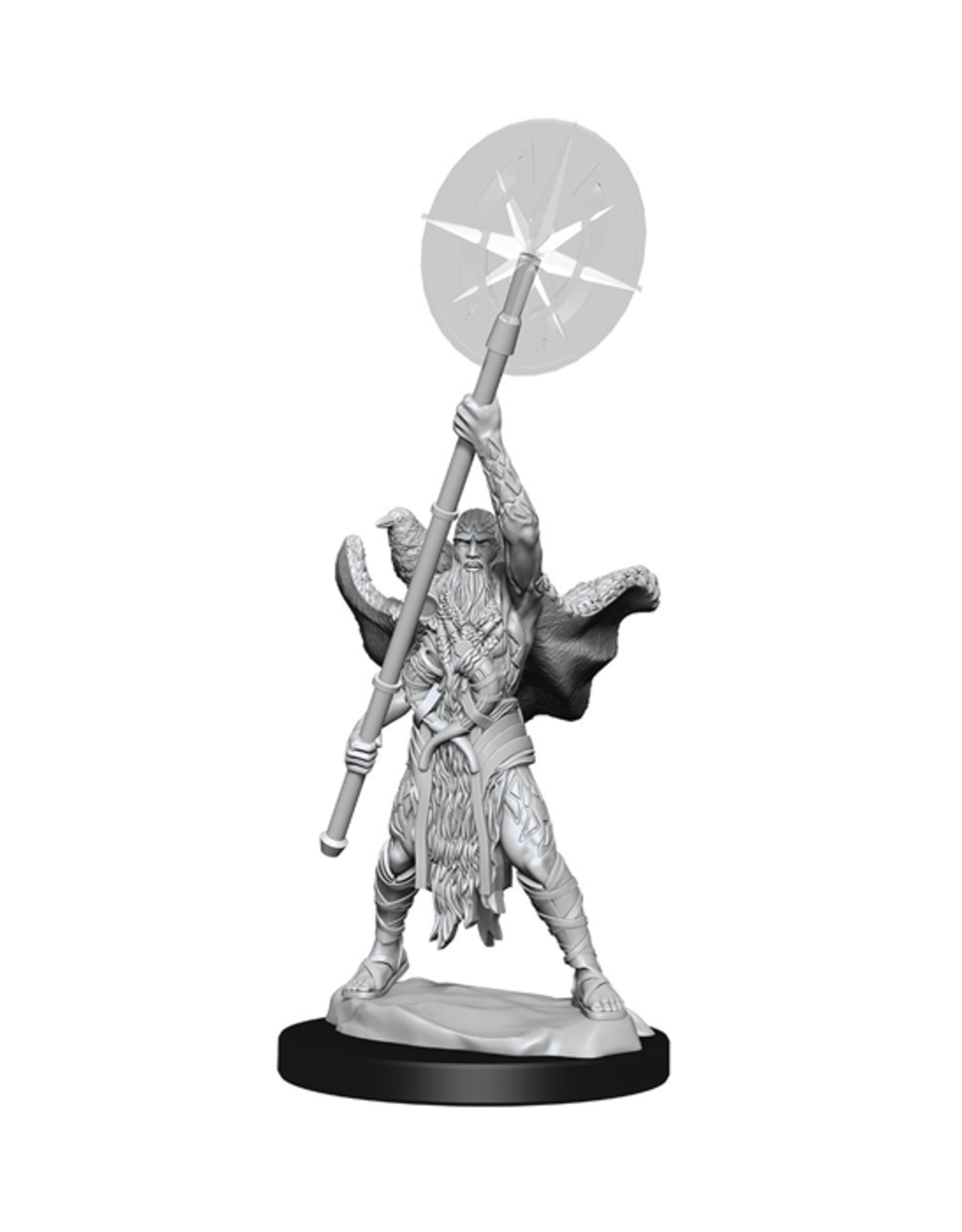 WizKids Magic: The Gathering - Unpainted Miniatures - Alrund, God of Wisdom
