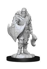 WizKids Magic: The Gathering - Unpainted Miniatures - Human Berserkers