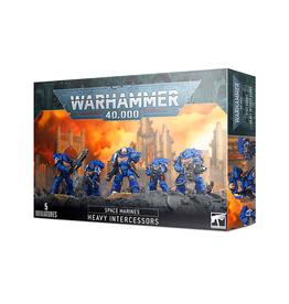 Games Workshop Warhammer 40K: Space Marines - Heavy Intercessors