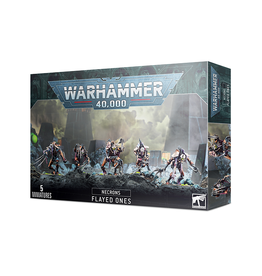 Games Workshop Warhammer 40K: Necrons - Flayed Ones