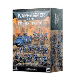 Games Workshop Warhammer 40K: Space Marines - Combat Patrol