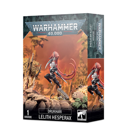 Games Workshop Warhammer 40K: Drukhari - Lelith Hesperax