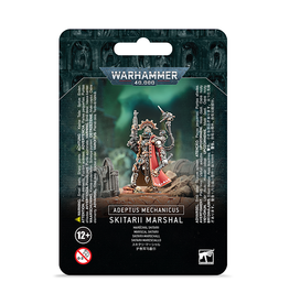 Games Workshop Warhammer 40K: Adeptus Mechanicus - Skitarii Marshal