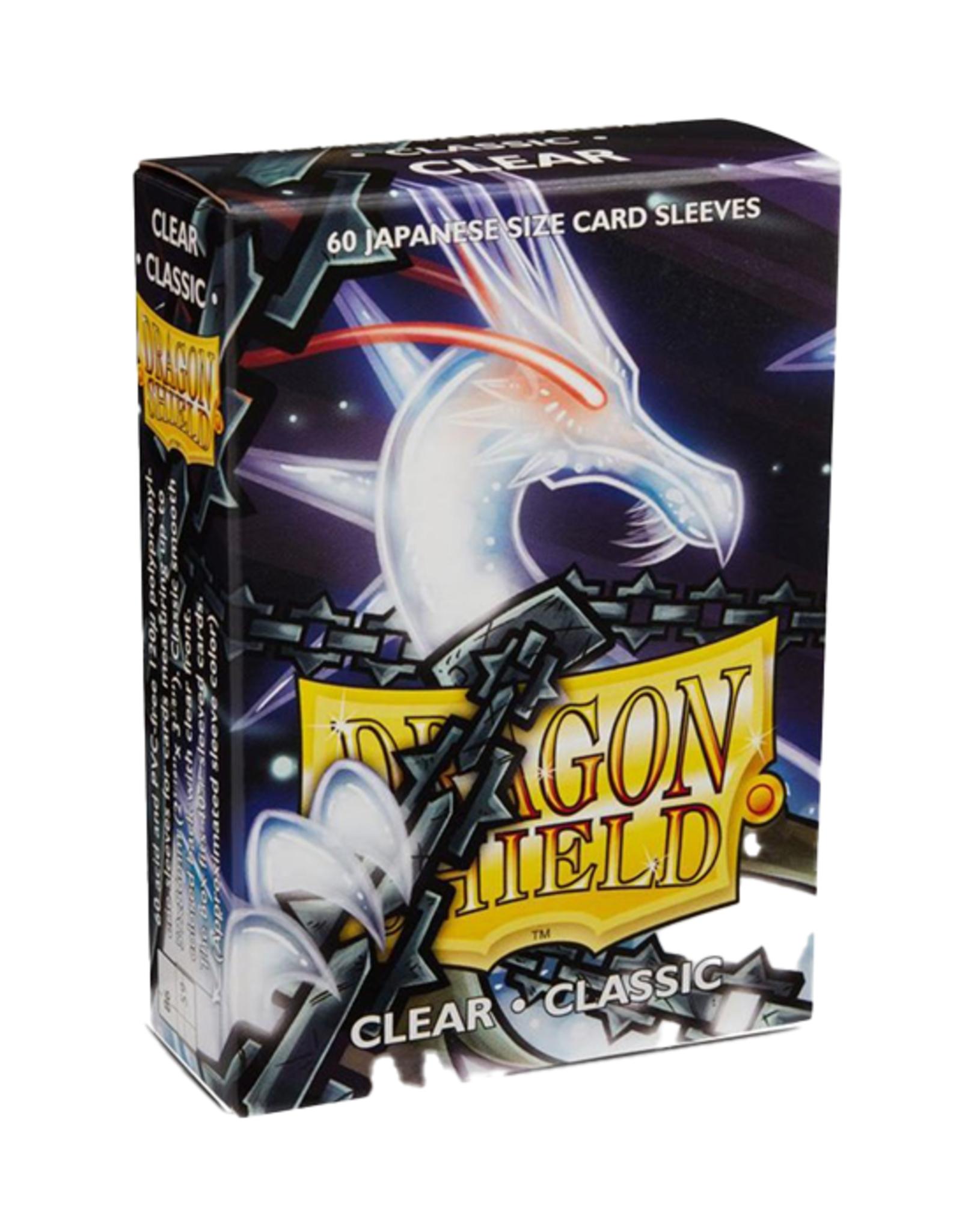 Dragon Shield Dragon Shield: Sleeves - Small - Classic - Clear (60)