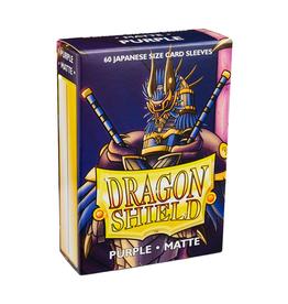 Dragon Shield Dragon Shield: Sleeves - Small - Matte - Purple (60)