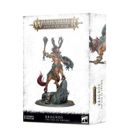 Games Workshop Warhammer: Age of Sigmar - Kragnos, The End of Empires