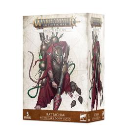 Games Workshop Warhammer: Age of Sigmar - Broken Realms - Rattachak - Rattachak's Doom-Coven