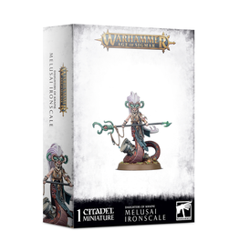 Games Workshop Warhammer: Age of Sigmar - Daughters of Khaine - Melusai Ironscale
