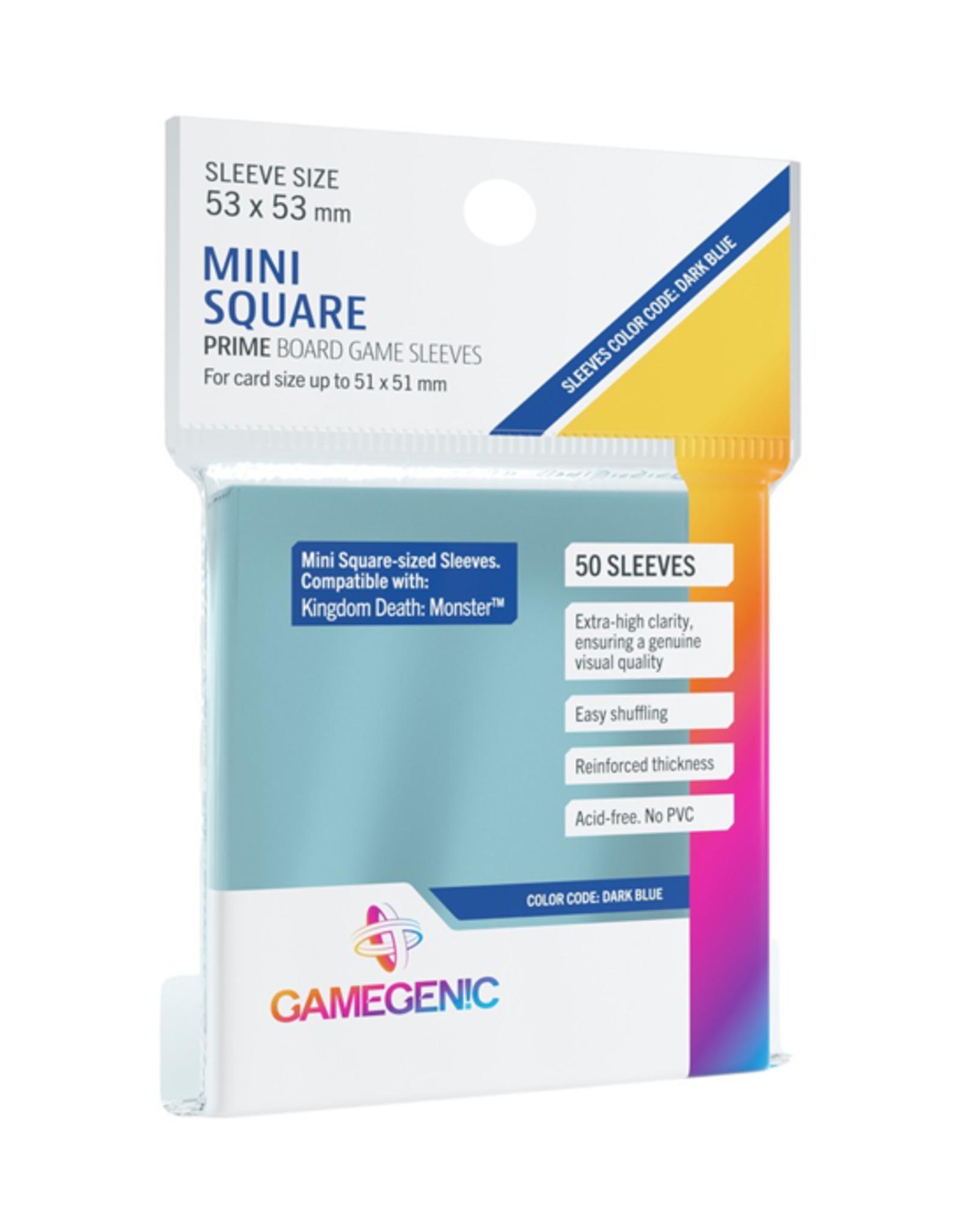 Gamegenic Gamegenic: Sleeves - Board Game - Mini Square