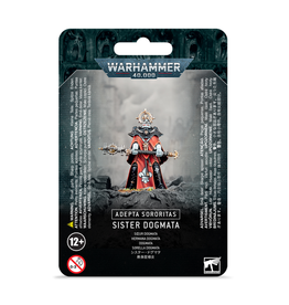 Games Workshop Warhammer 40K: Adepta Sororitas - Sister Dogmata