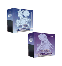 Pokemon Pokemon: Sword & Shield 6 - Chilling Reign - Elite Trainer Box