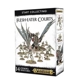 Games Workshop Warhammer: Age of Sigmar - Flesh-Eater Courts - Start Collecting
