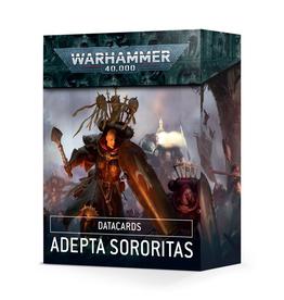 Games Workshop Warhammer 40K: Adepta Sororitas - Datacards