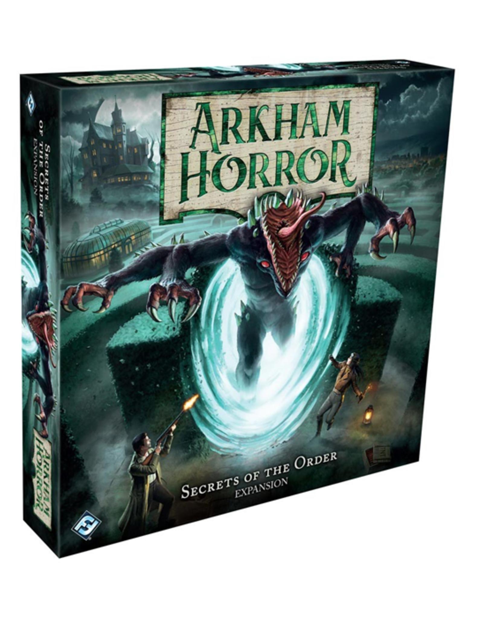 Arkham Horror Arkham Horror: 3rd Edition - Secrets of the Order