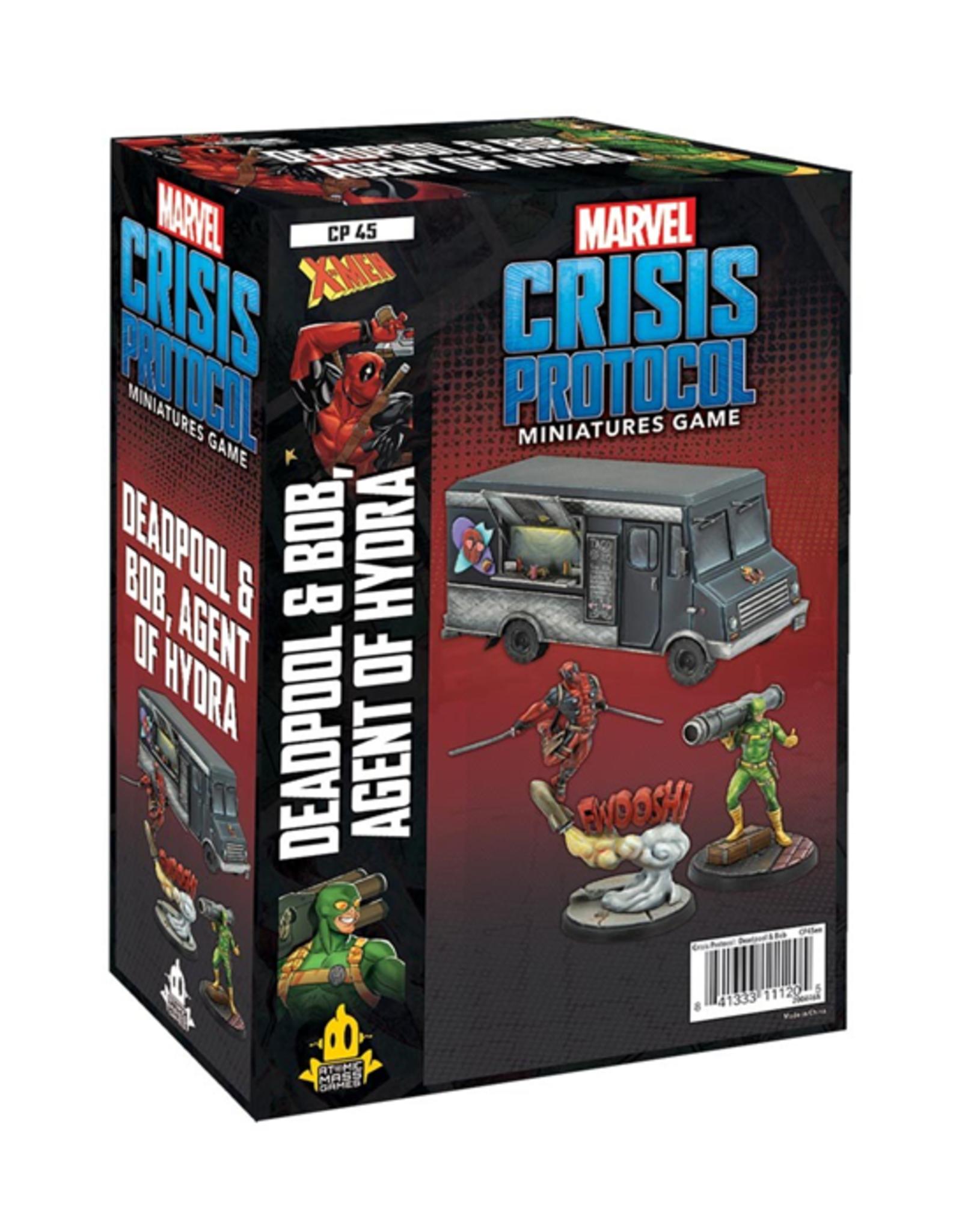 Marvel: Crisis Protocol - Deadpool & Bob, Agent of Hydra