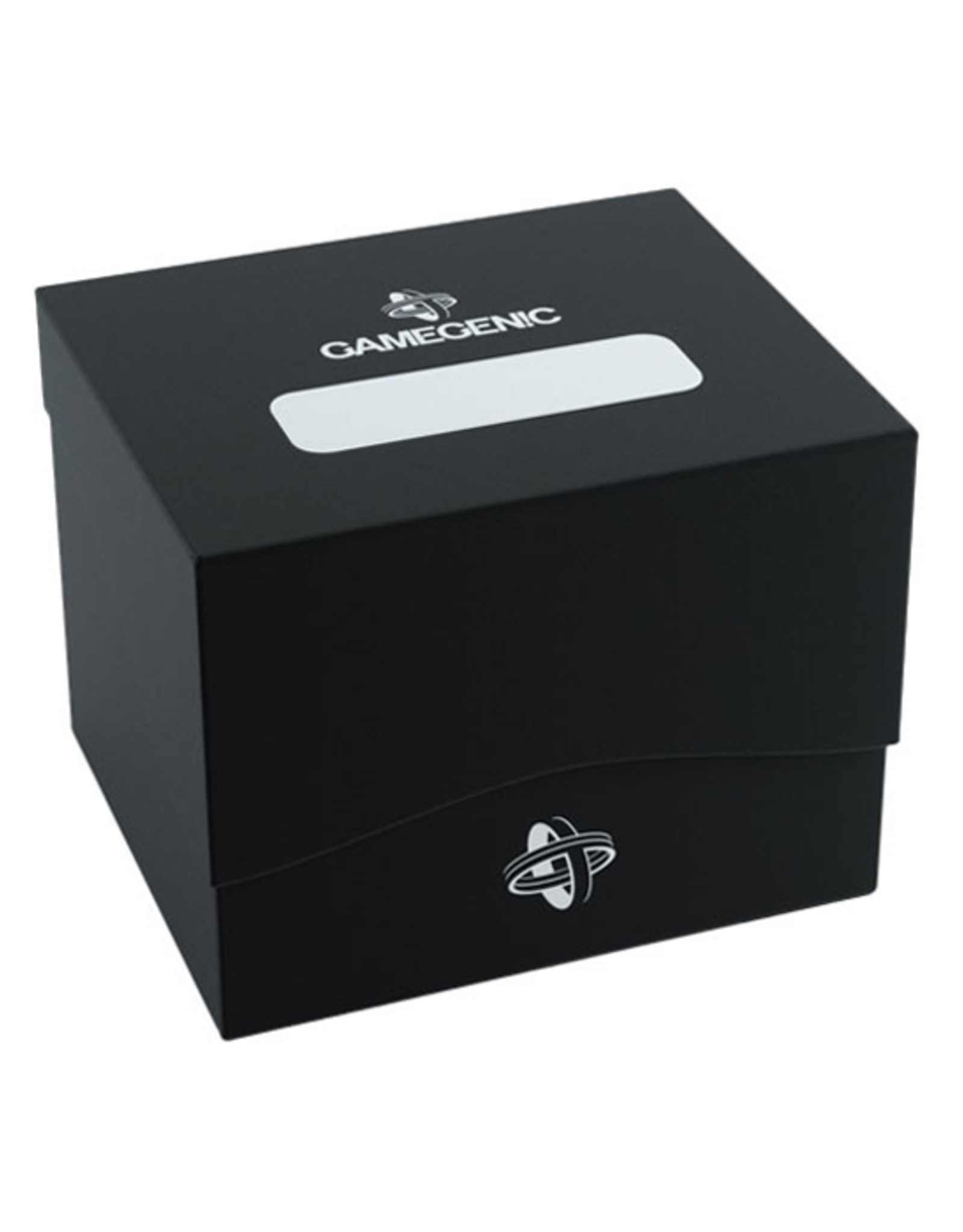 Gamegenic Gamegenic: Deck Box - Side Holder - 100+ XL - Black