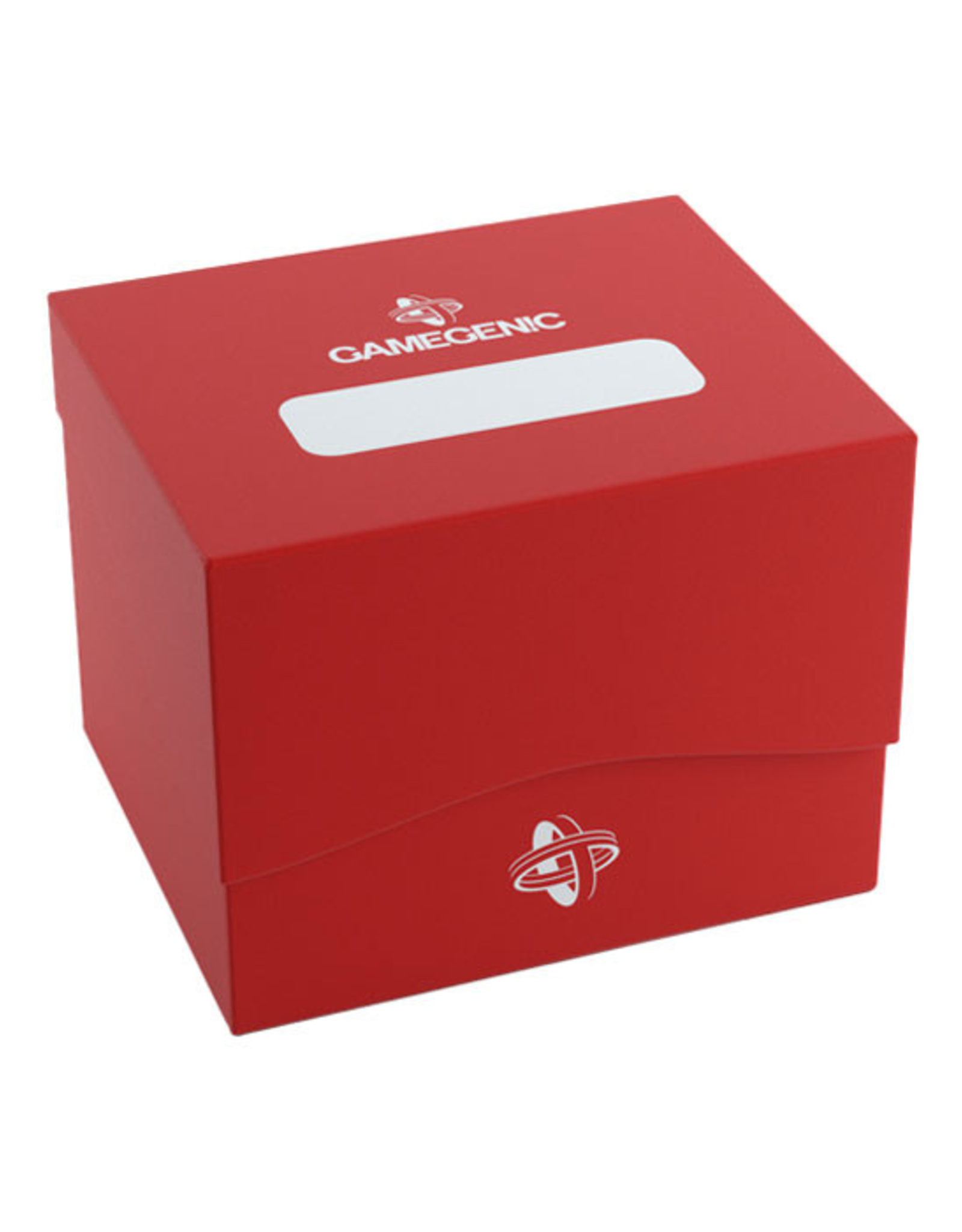 Gamegenic Gamegenic: Deck Box - Side Holder - 100+ XL - Red