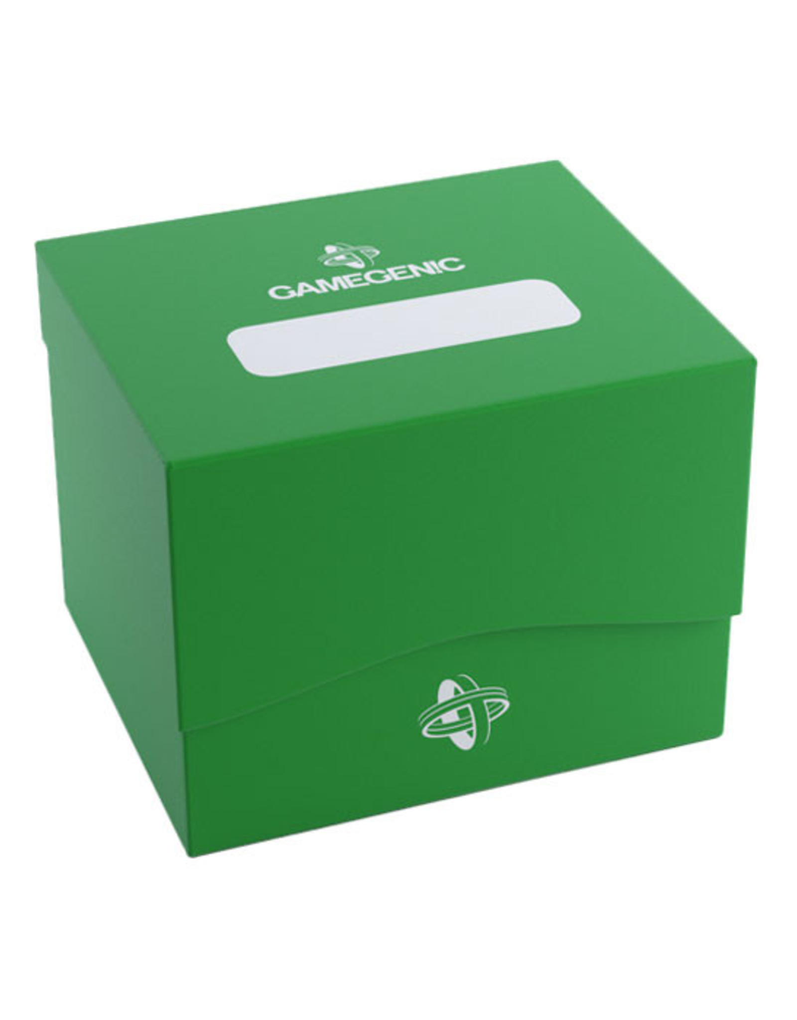 Gamegenic Gamegenic: Deck Box - Side Holder - 100+ XL - Green