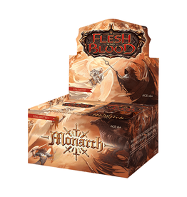 Flesh and Blood Flesh and Blood TCG: Monarch - Booster Box (Unlimited)