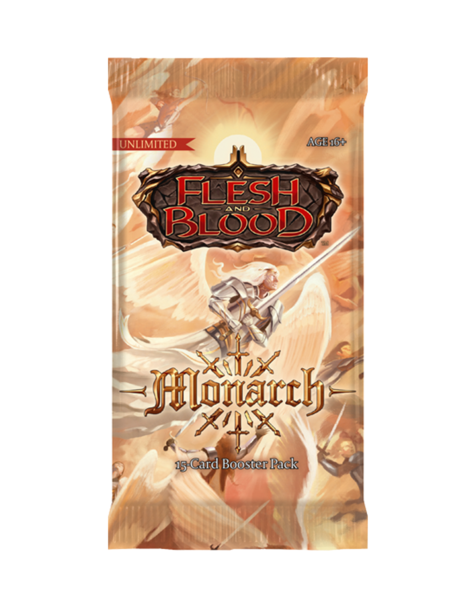 Flesh and Blood Flesh and Blood TCG: Monarch - Booster Pack (Unlimited)