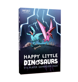 Happy Little Dinosaurs: 5-6 Player Expansion