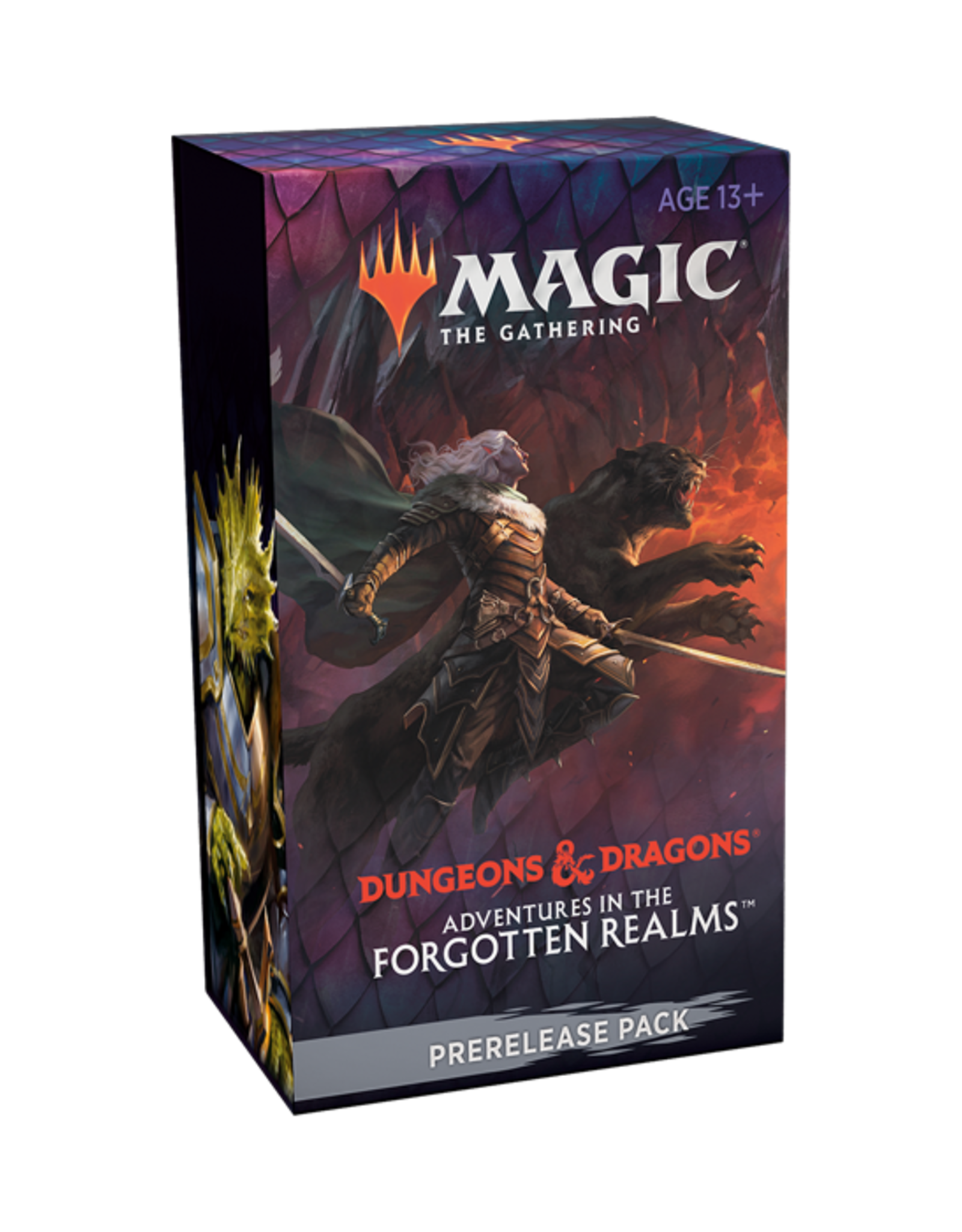 Magic: The Gathering Magic: The Gathering - Adventures in the Forgotten Realms - Prerelease Pack