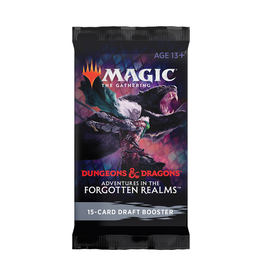 Magic: The Gathering Magic: The Gathering - Adventures in the Forgotten Realms - Draft Booster Pack