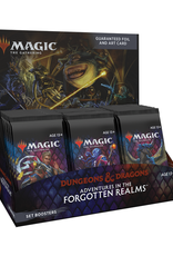 Magic: The Gathering Magic: The Gathering - Adventures in the Forgotten Realms - Set Booster Box