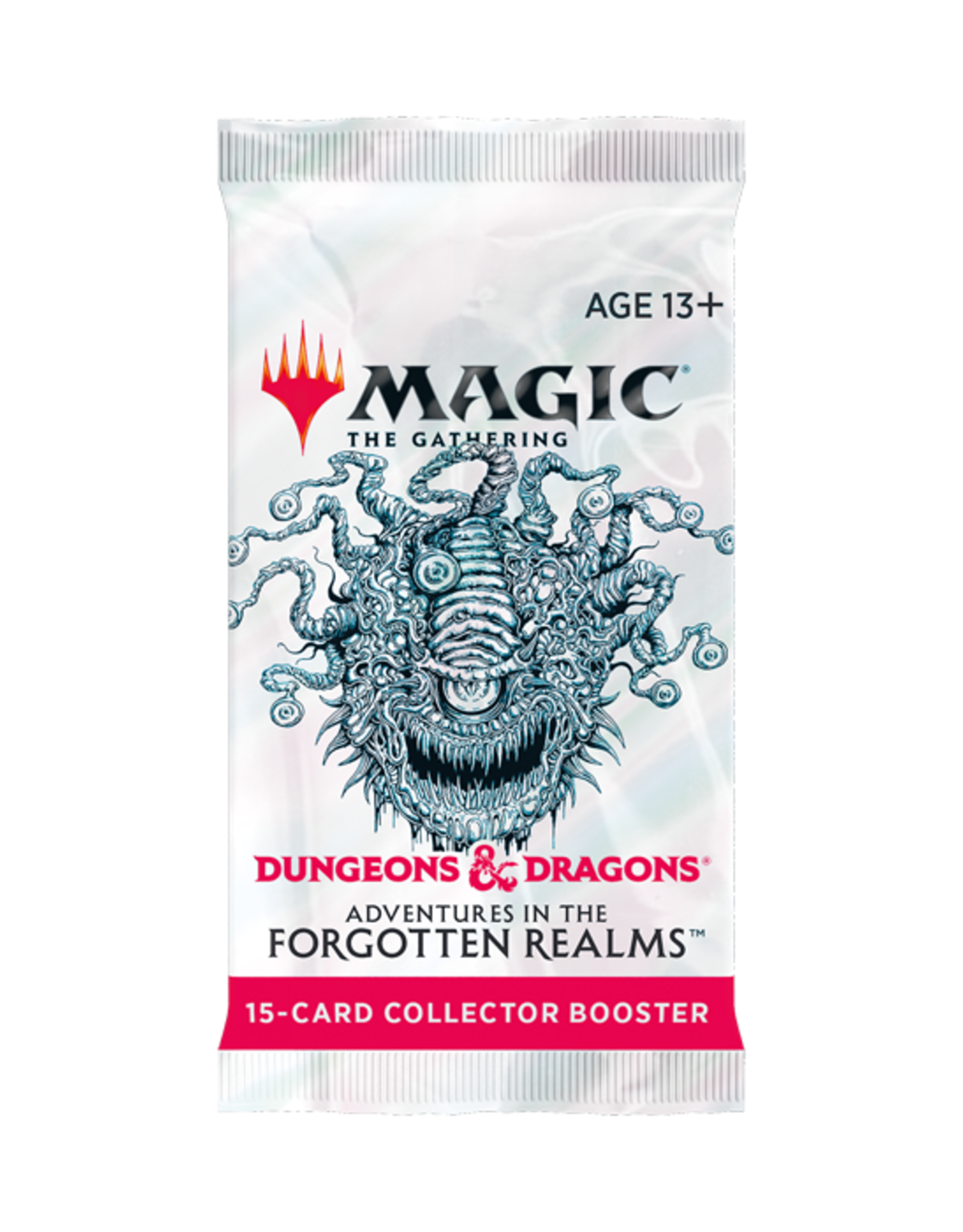 Magic: The Gathering Magic: The Gathering - Adventures in the Forgotten Realms - Collector Booster Pack