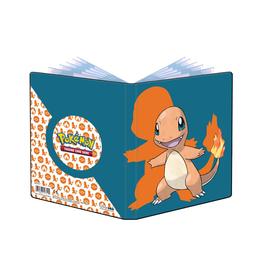 Ultra Pro Ultra Pro: Portfolio - 4-Pocket - Pokemon - Charmander