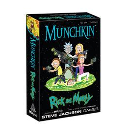 Munchkin Munchkin: Rick and Morty