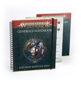 Games Workshop Warhammer: Age of Sigmar - General's Handbook - Pitched Battles 2021