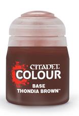 Citadel Citadel Colour: Base - Thodia Brown
