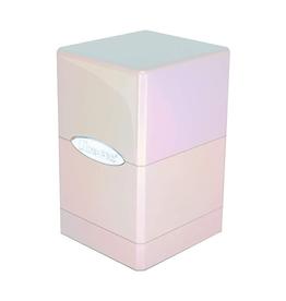 Ultra Pro Ultra Pro: Deck Box - Satin Tower - Hi-Gloss - Iridescent