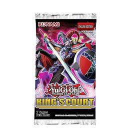 Yu-Gi-Oh! Yu-Gi-Oh!: King's Court - Booster Pack