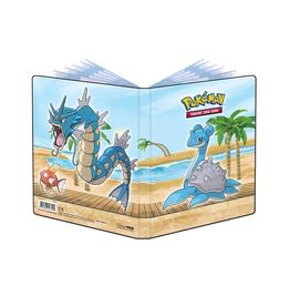 Ultra Pro Ultra Pro: Portfolio - 4-Pocket - Pokemon - Sea Side