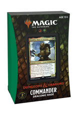 Magic: The Gathering Magic: The Gathering - Adventures in the Forgotten Realms - Commander Deck - Draconic Rage