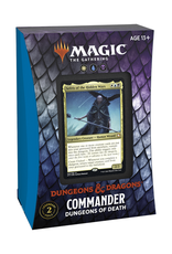 Magic: The Gathering Magic: The Gathering - Adventures in the Forgotten Realms - Commander Deck - Dungeons of Death