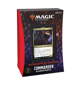 Magic: The Gathering Magic: The Gathering - Adventures in the Forgotten Realms - Commander Deck - Planar Portal