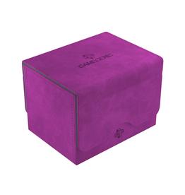 Gamegenic Gamegenic: Deck Box - Sidekick 100+ - Purple