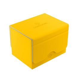 Gamegenic Gamegenic: Deck Box - Sidekick 100+ - Yellow