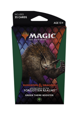 Magic: The Gathering Magic: The Gathering - Adventures in the Forgotten Realms - Theme Booster -