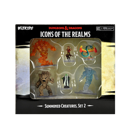 Dungeons & Dragons Dungeons & Dragons: Icons of the Realms - Summoned Creatures - Set 2
