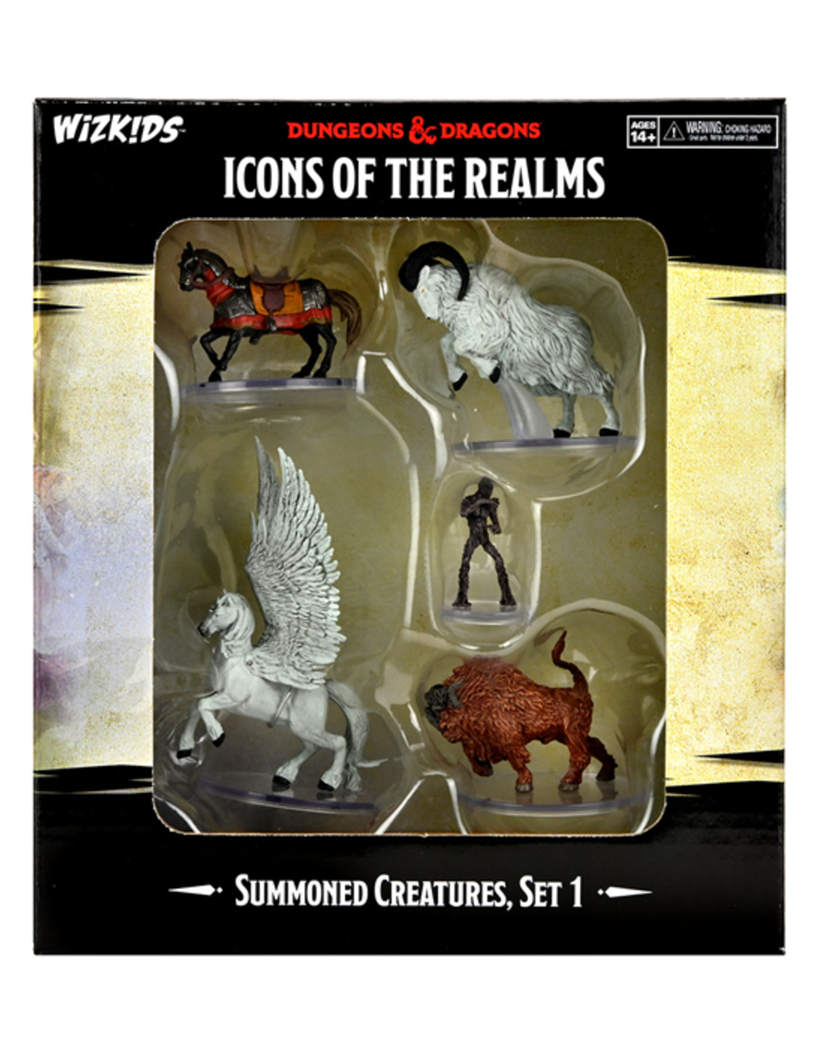 Dungeons & Dragons Dungeons & Dragons: Icons of the Realms - Summoned Creatures - Set 1