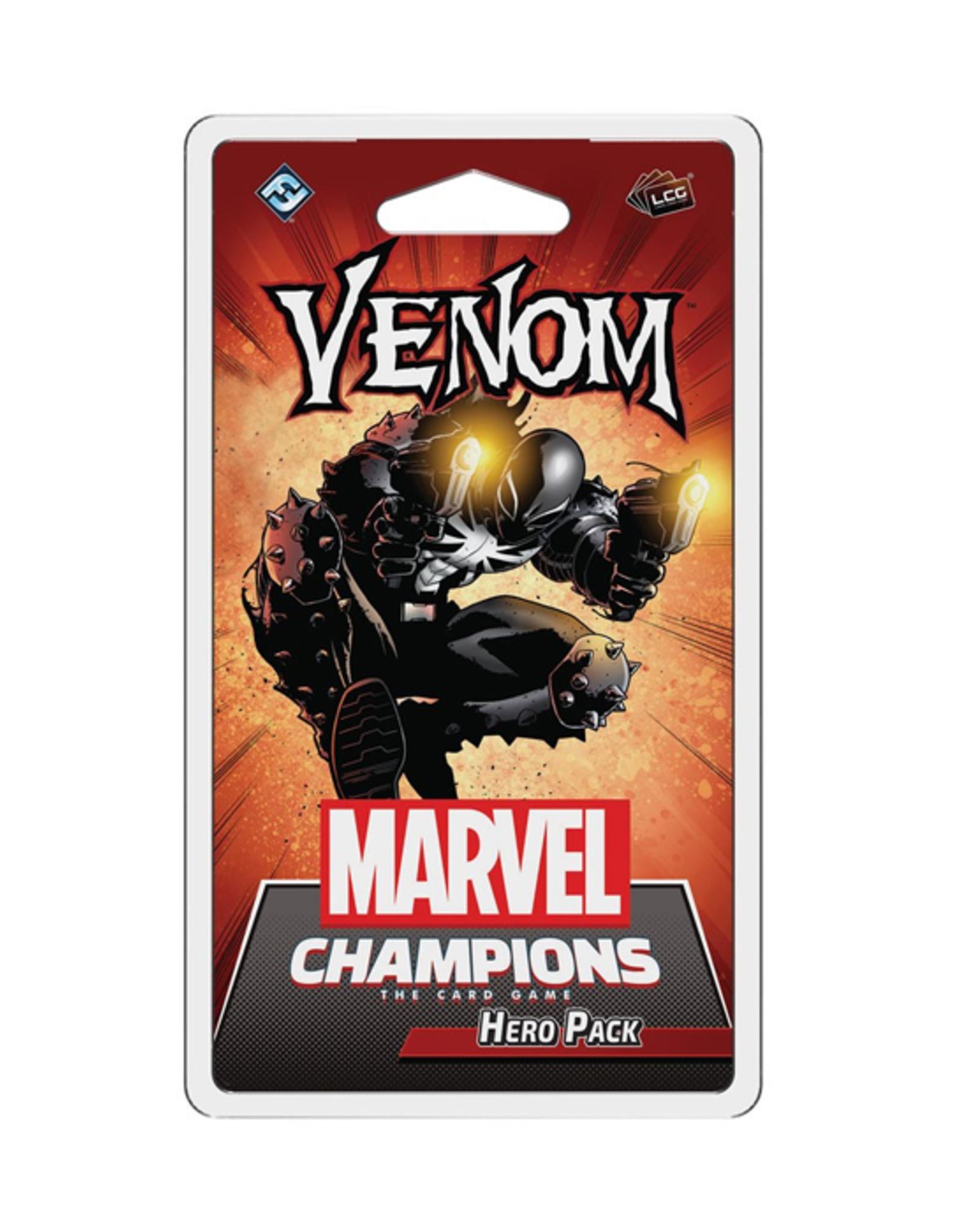 Fantasy Flight Games Marvel Champions: Hero Pack - Venom