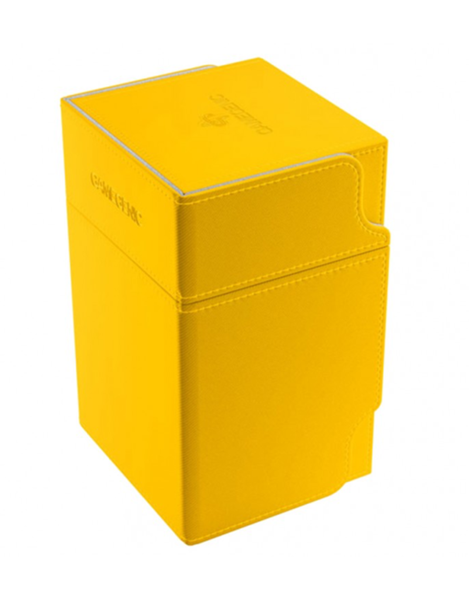 Gamegenic Gamegenic: Deck Box - Watchtower 100+ - Yellow