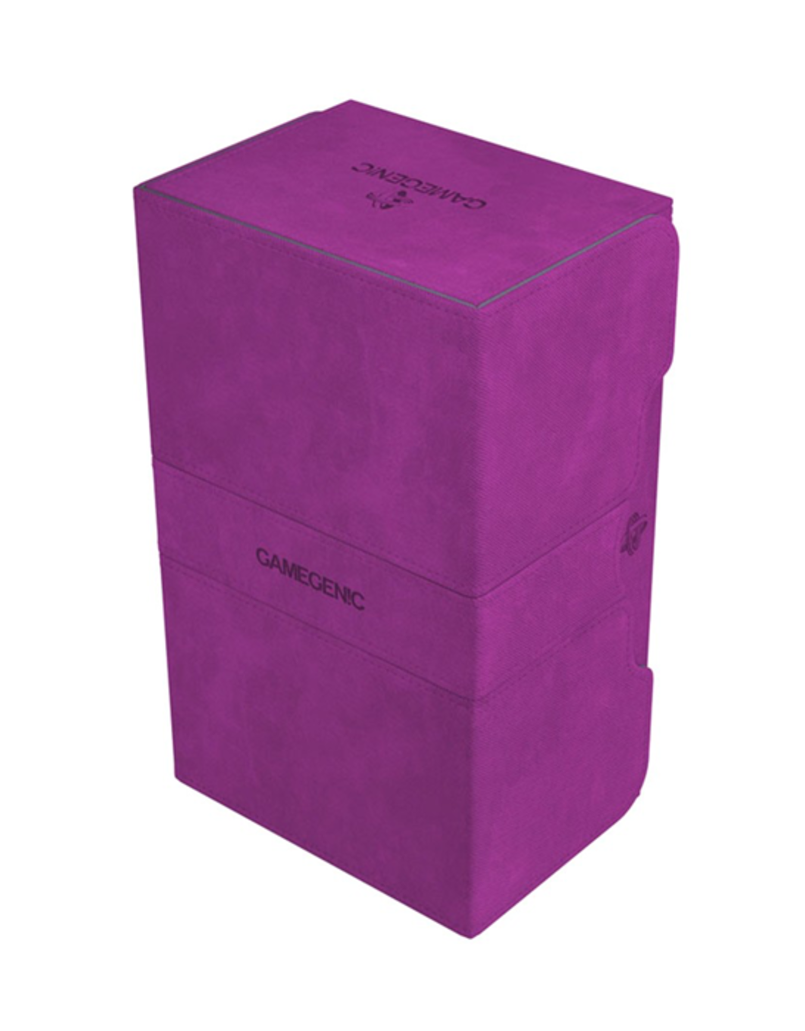 Gamegenic Gamegenic: Deck Box - Stronghold 200+ - Purple